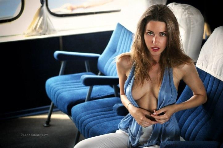 Olga Alberti by Elena Sikorskaya