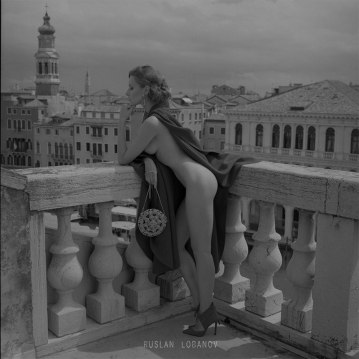 Olga Alberti by Ruslan Lobanov