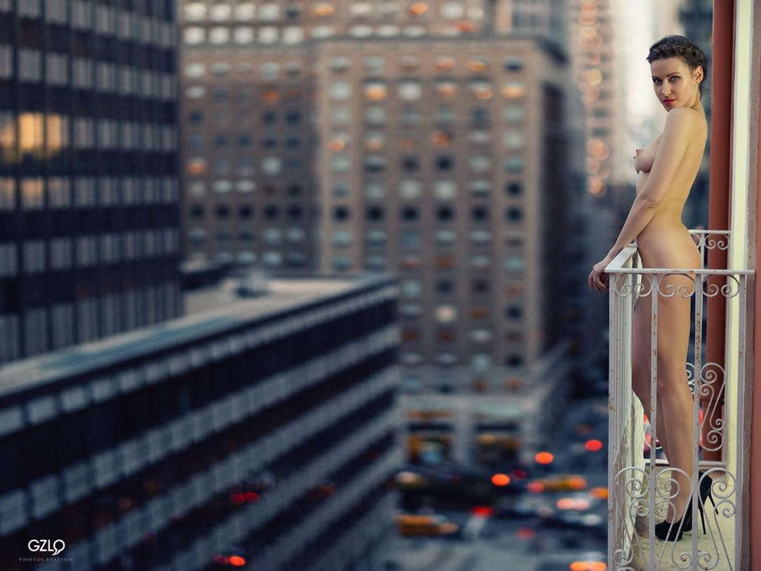 Photocreation: Gonzalo Villar - Model: Olga Alberti